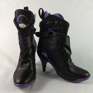 jordan heel boots